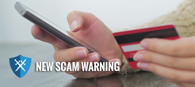 beware of Christmas scam