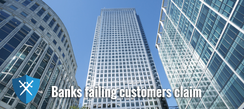 High Street banks are failing customers