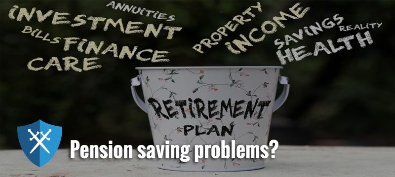 Complexity of pensions puts people off saving