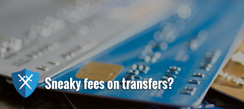 Ban sneaky fees on balance card transfers says Which?