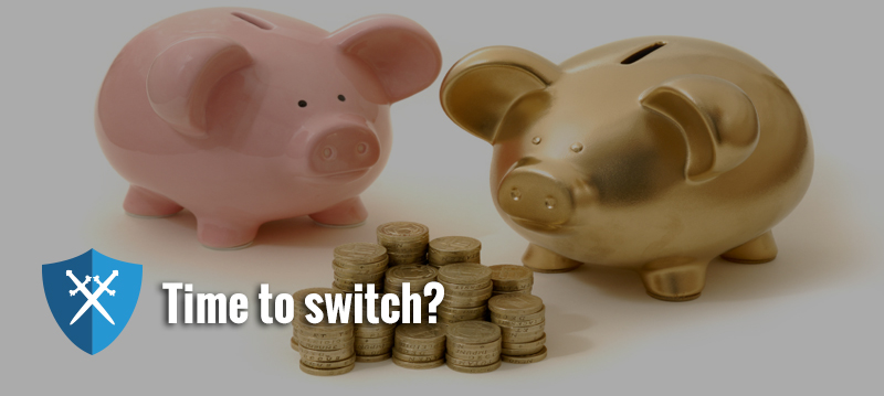 Do higher bank fees mean it's time to switch