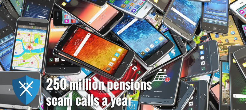 Government to crack down on pensions cold calling