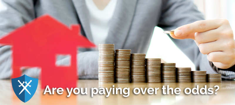 Up to ¾ million mortgage holders overcharged