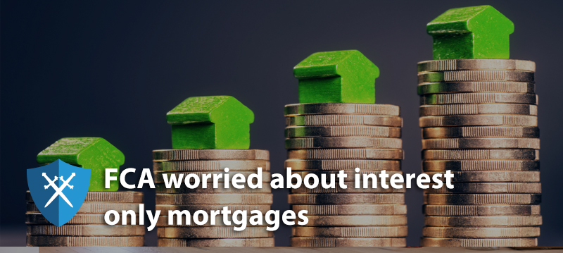 interest only mortgage problems