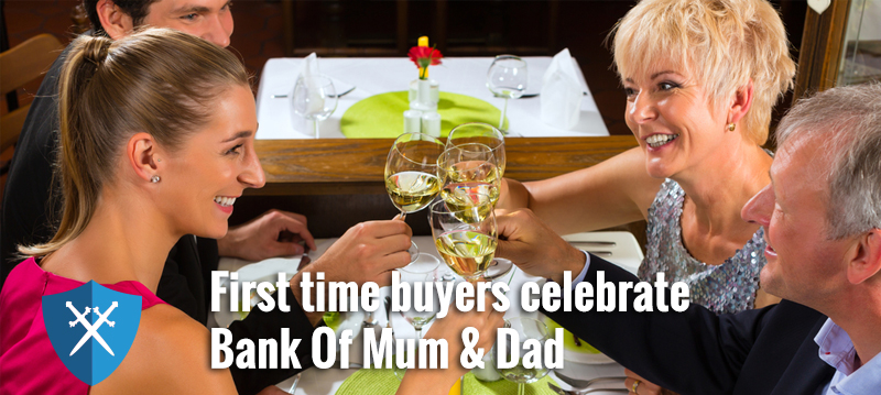 'Bank of Mum & Dad' 10th biggest lender