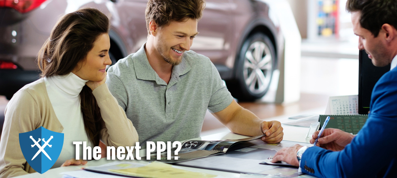 Car finance - the next PPI?