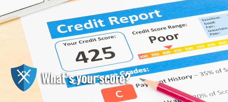 Is your credit score stopping you getting a mortgage?