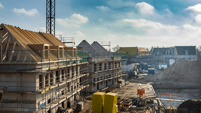 Lords call for 'radical overhaul' of UK housebuilding