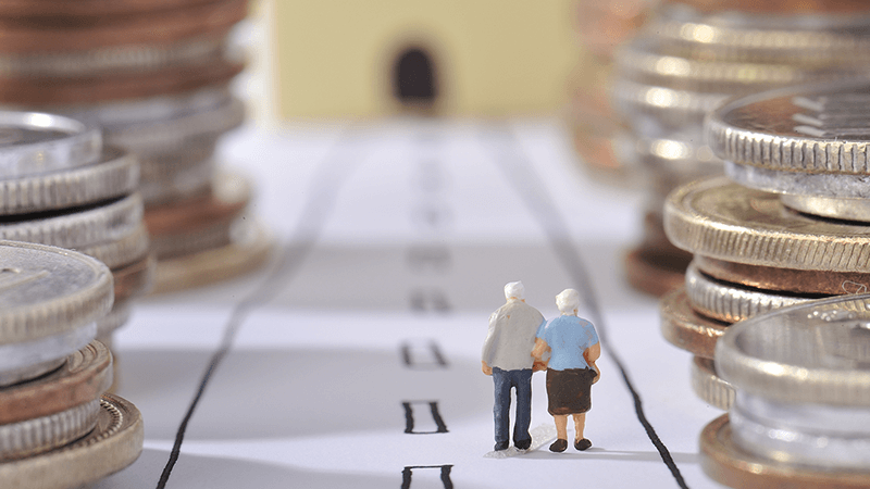 Pension withdrawals jump to £2.2 billion