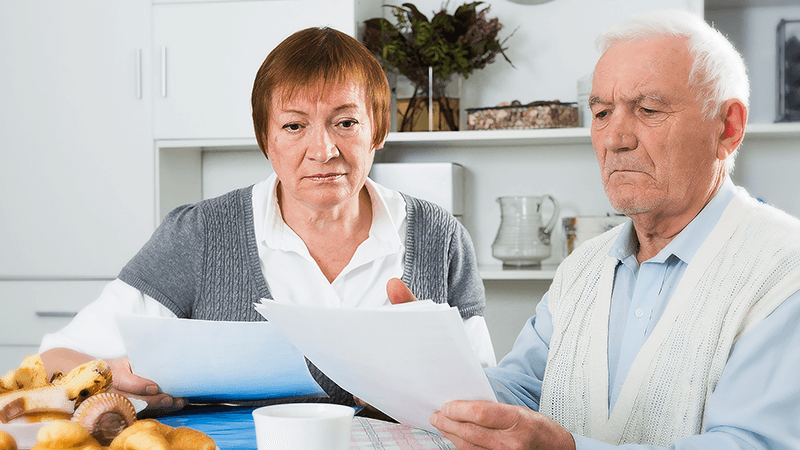 Mixed age couples could lose £10,000 a year in pension credits